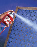 air filter cleaner use